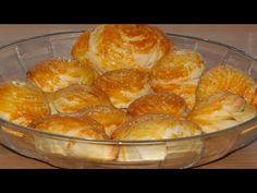 Самые нежные слоёные пирожки/булочки - YouTube