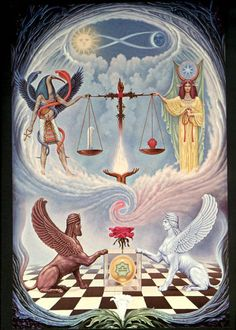 """Tarot teaches and opens the door within the unconscious mind, to the universal language of the Symbolic World.... """"knock and the door shall be opened""""  <3tami"""