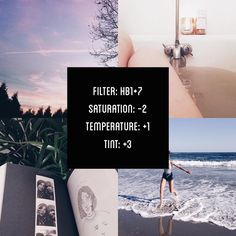 "vsco filters est.2013 on Instagram: ""VSCOCAM Filter: Hb1+7|Saturation: -2|Temperature: +1|Tint: +3 - Works well on everything. #vsco#vscocam#vscofilter"""