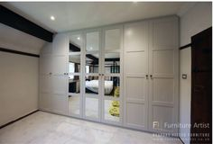 Get the classic look in your with our The mix of & styles work together to give a beautiful, durable that will last for years. Contact for further information 020 8787 5197 Contemporary Fitted Wardrobes, Contemporary Bedroom, Made To Measure Wardrobes, Built In Cupboards, Wardrobe Furniture, Built In Wardrobe, Bespoke Furniture, Locker Storage, Design Ideas