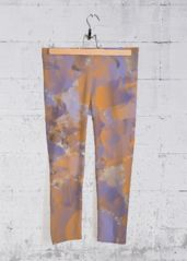 Original artwork embellishes our four-way stretch, mid-rise printed capri pants designed to make you stand out at the gym, in the studio, or on the go. Each capri legging is hand-cut and made in California. Orange And Turquoise, Green And Orange, Yellow, Deep Blue, Brown And Grey, Womens Capri Pants, Yoga Capris, Yoga Pants, Watercolor Pattern