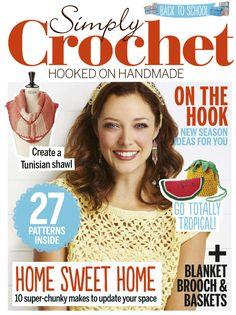 Simply Crochet Issue 35 2015 - understatement - understatement