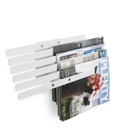 Illuzine Magazine Rack