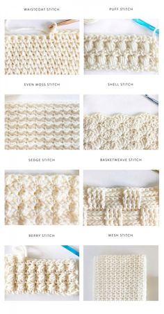 40 free crochet stitches from daisy farm crafts salvabrani crafts crochet daisy farm free salvabrani stitchesLearn how to crochet the Herringbone Half Double Crochet Stitch! A beautiful and simple stitch for baby blankets! I used this stitch to make Crochet Motifs, Crochet Stitches Patterns, Tunisian Crochet, Knit Or Crochet, Knitting Stitches, Crochet Crafts, Crochet Baby, Crochet Projects, Stitch Patterns
