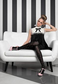 Fashion Tights, Cozy Fashion, Tights Outfit, Steampunk Fashion, Gothic Fashion, Stockings Lingerie, Sexy Stockings, Thigh High Leggings, Pantyhosed Legs