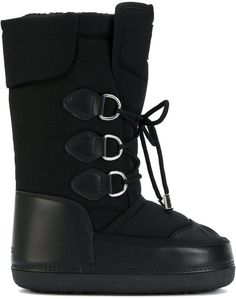 Dsquared2 lace-up snow boots. Snow boot fashions. I m an affiliate 4ea5dba3e9eb