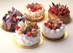 Beaux Desserts, Fancy Desserts, Mini Cakes, Cupcake Cakes, Patisserie Fine, Decoration Patisserie, Beautiful Desserts, Just Cakes, Small Cake
