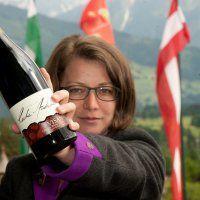 Michaela Loidl (Sommelière und Weinhändlerin) beim Best of BIO Wine Award der bIO HOTELS