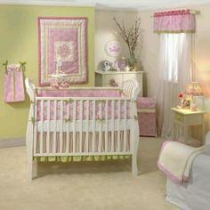 #girl nursery