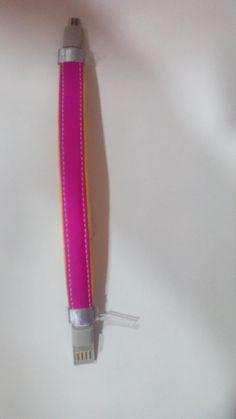 Pulsera de tela de capote USB