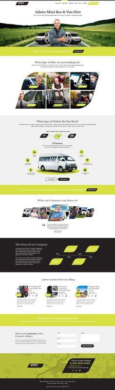 Winning Design from 99Design Contest