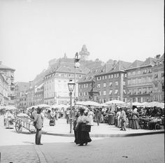 Street View, Europe, History, Graz, Historical Pictures, Old Pictures, History Books, Historia