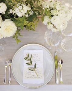 Table Setting by marcy