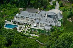 Luxury real estate in Armonk NY US - Grandeur in Conyers Farm - JamesEdition