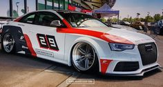 Großartige Audi AG Widebody von - Everything About JDM Cars Audi S5, Stock Car, Slammed Cars, Black Audi, Nascar, Audi Cars, Car Tuning, Modified Cars, Car Wrap