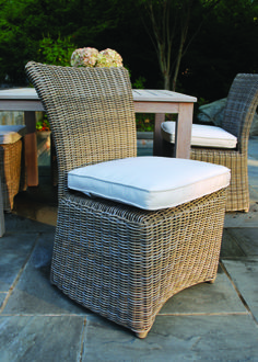 Resemblance of Kingsley Bate Sag Harbor Displaying Charming and Pleasant Atmosphere in Your Lovely Patio