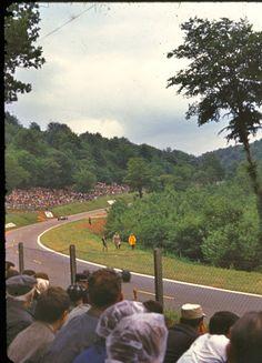ROUEN GP F1 7 juillet 1968 -