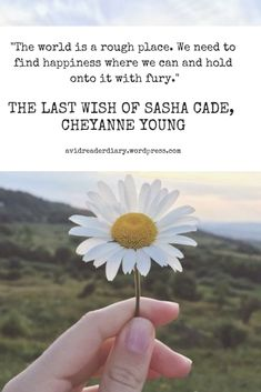 Book Review: The Last Wish of Sasha Cade by Cheyanne Young Ya Books, Book Club Books, Book Lists, The Book, Books To Read, Make You Cry, How To Make, The Last Wish, Reading Challenge