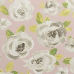 Clarke & Clarke Elodie Curtain Fabric Sorbet | Curtain Factory Outlet