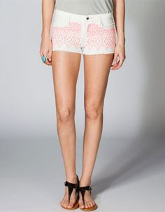 Special Offers Available Click Image Above: Roxy Carnivals Womens Denim Shorts Roxy, Carnivals, Denim Shorts, Style Inspiration, Lifestyle, Fitness, How To Wear, Clothes, Women