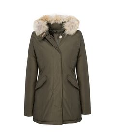 Women's Arctic Parka - John Rich & Bros. by WOOLRICH® The Original Outdoor Clothing Company