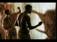 Los escribas del Antiguo Egipto - Documental - YouTube