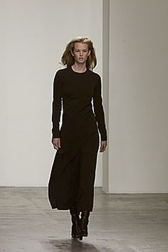 Calvin Klein Collection | Fall 2000 Ready-to-Wear Collection | Style.com