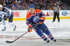 Jordan Eberle of the Edmonton Oilers Edmonton Oilers, Nhl, Hockey, Sports, Life, Hs Sports, Field Hockey, Sport, Ice Hockey