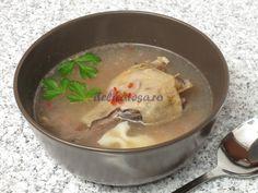 Ciorbă de gâscă Supe, Ethnic Recipes, Food, Essen, Meals, Yemek, Eten