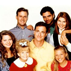 Back when TGIF meant Full House, Perfect Strangers, Family Matters, and Step by Step