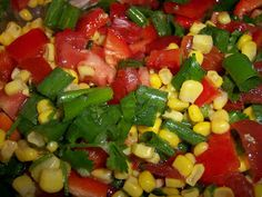 Natural and Organic Lifestyle: Mexican Corn Salad