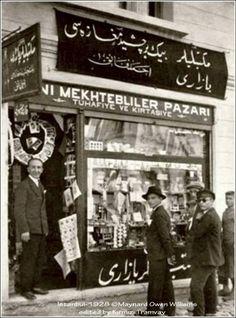 Istanbul 1928, Eski yazı ve Yeni yazı
