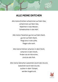 Deutsche Weihnachtslieder Texte Zum Ausdrucken.Die 22 Besten Bilder Von Kinderlieder Deutsch In 2018