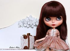 Blythe Ruby New girl on the shelf by pure embers