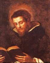 San Francesco -Guercino- Chiesa del SANTISSIMO SALVATORE A Bologna