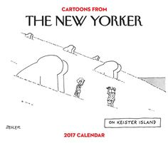 Cartoons from The New Yorker 2017 Day-to-Day Calendar by Conde Nast. Format: 2017 Day-to-Day Daily Boxed Calendar. Size Closed: W x H. Size Opened: W x H. Grid Size: N/A. Funny Calendars, Desk Calendars, Desk Calendar 2017, Funny Gifts For Men, New Yorker Cartoons, Funny Christmas Gifts, Favorite Cartoon Character, The New Yorker, Laugh Out Loud