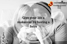 Give your life a makeover by having a baby.Visit our clinic for successful pregnancy. We have the highest success rates. Call on 9555544421/22 for appointment. #SuccessfulPregnancy #Baby #HighestSuccessRate #InternationalFertilityCentre #Delhi #India