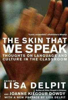 Now in paperback, The Skin That We Speak takes the discussion of language in the classroom beyond the highly charged war of idioms and presents todays teachers with a thoughtful exploration of the var