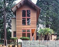 two story tiny house living - Two Story Tiny House