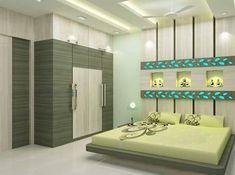 Modern Bedroom Interior Design Ideas – About Designs Wardrobe Door Designs, Wardrobe Design Bedroom, Bedroom Bed Design, Modern Bedroom Decor, Bedroom Furniture Design, Modern Decor, Modern Design, Bedroom Ideas, Plafond Design