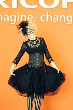 By Noora Toiviainen Fantasy Hair, Victorian, Dresses, Fashion, Vestidos, Moda, Fashion Styles, Dress, Fashion Illustrations