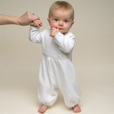 Drew's christening outfit for next weekend! So excited :) Harrison Jumpsuit