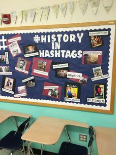 Ideas american history classroom decorations bulletin boards for 2019 History Classroom Decorations, World History Classroom, History Education, History Teachers, Teaching History, History Activities, Geography Activities, Education Major, Teaching Resources