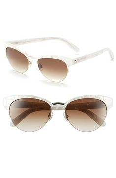 love these cat eye sunglasses
