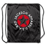 Bags  ~ Drawstring Bag ~ Bad Jackson Drawstring bag crossfit tshirt mens womens kids accessories http://www.badjackson.com