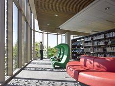 Galería - Biblioteca Pública Orillia / Perkins+Will - 4