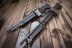 Light Machine Gun, Machine Guns, Weapons Guns, Guns And Ammo, Custom Ar, Assault Rifle, Paintball, Vietnam War, Airsoft