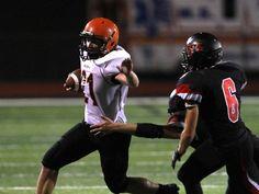 The Branson Pirates take on the Republic Tigers in Branson on Friday, Sept. 19, 2014.