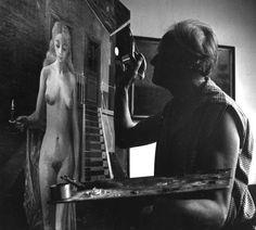 Frasnay, Daniel - Paul Delvaux (1967)
