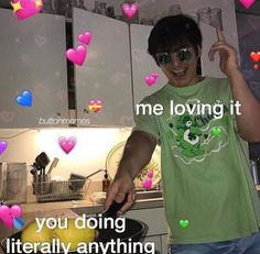 How cute💗 - Tag. Love You Meme, Cute Love Memes, Stupid Funny Memes, Funny Relatable Memes, Memes Gratis, Flirty Memes, Response Memes, Couple Memes, Heart Meme